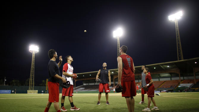 Puerto Rico sees hints of baseball revival