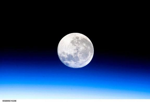 Today's 'Extra' Full Moon is Last of 2012