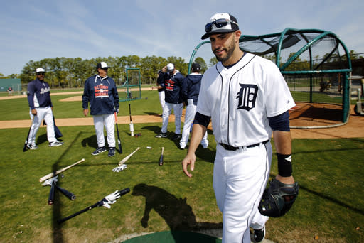 J.D. Martinez hopes to follow up on big 2014 season