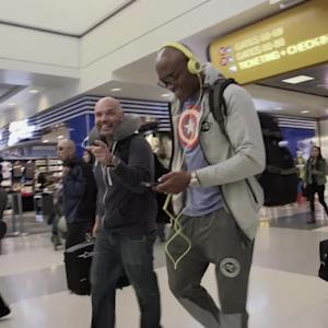 UFC 183 Embedded: Vlog Series - Episode 2