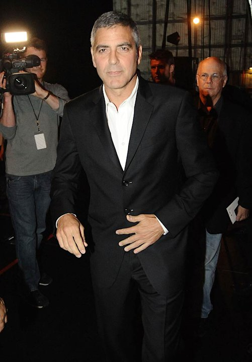 George Clooney SpikeTV Guys Aw