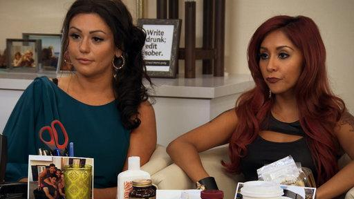 Handler Lectures Snooki and JWoww