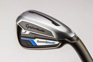 TaylorMade Golf Introduces SpeedBlade Irons