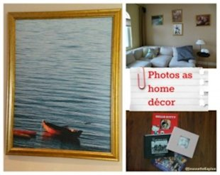 Creative Ways to Personalize Your Home Décor With Photos