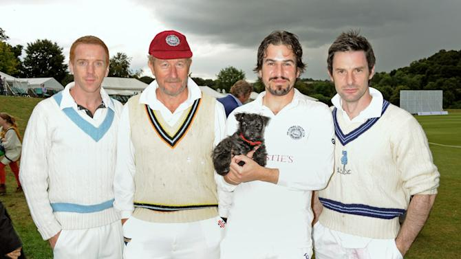 The First Ever 'Words For Wickets' Festival At The Wormsley Estate
