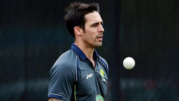 Mitchell Johnson has made a big impression during the NatWest Series