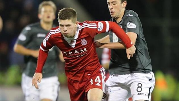 Scottish Football - Smith commits future to Aberdeen