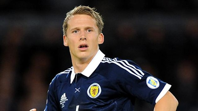 Christophe Berra insists the blame for Scotland's displays lies firmly with the players