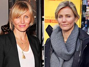 Cameron Diaz, 40, Wears Minimal Makeup in New York City