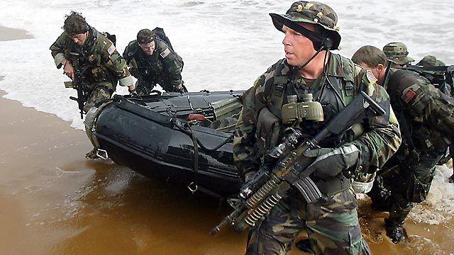How to survive like a Navy SEAL