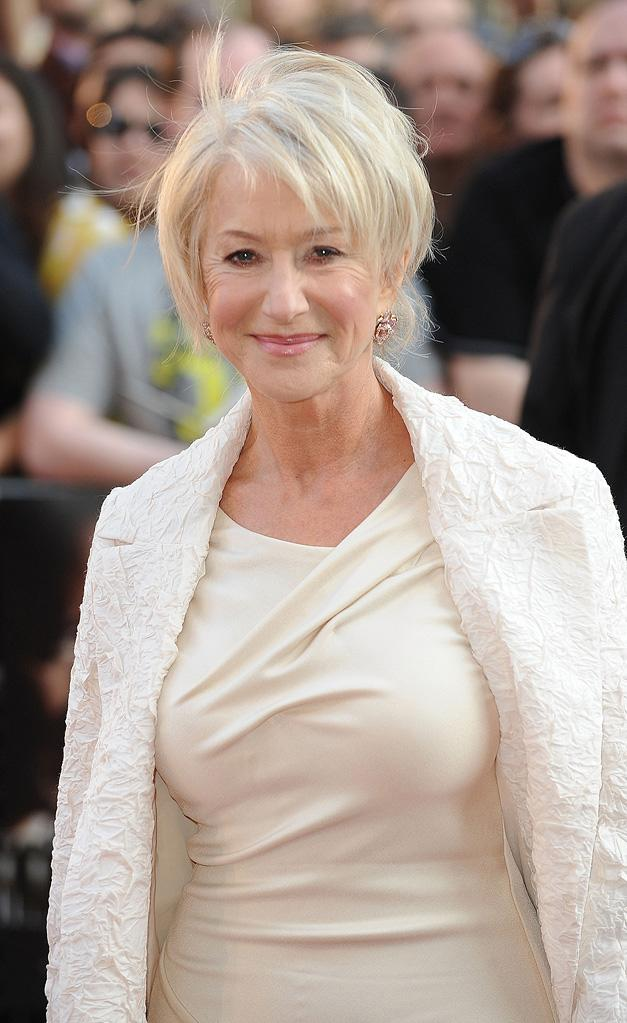 State of Play UK Premiere 2009 Helen Mirren