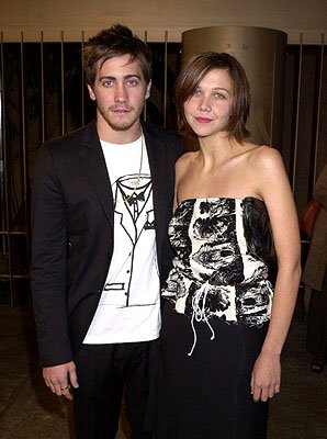 Jake Gyllenhaal and Maggie Gyllenhaal at the Hollywood premiere of Donnie Darko