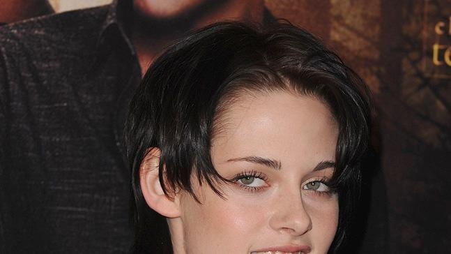New Moon Press Tour 2009 Kristen Stewart