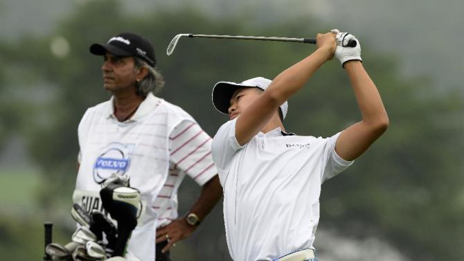 Guan Tianlang fails to make cut at China Open