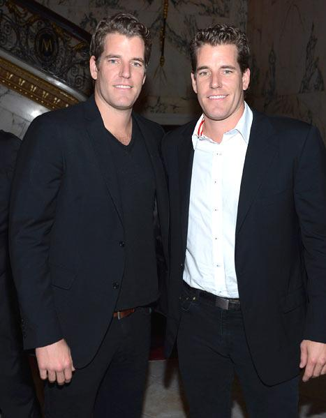 Winklevoss Twins Cameron, Tyler Dish on Celebrity Crushes, New Online Venture Hukkster