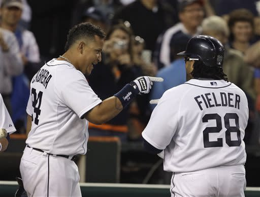Tigers beat Twins 6-1 for 5th straight win