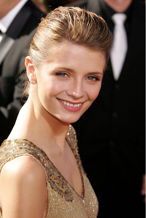 Mischa Barton at The 56th Annual Primetime Emmy Awards. 