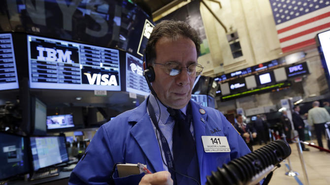 Stocks post modest but broad gains on Wall Street