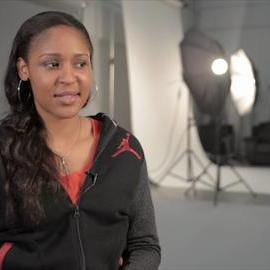 How WNBA MVP Maya Moore Got Her Start