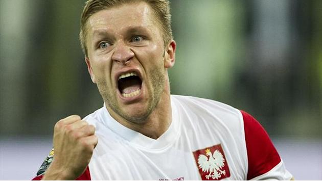 International friendlies - Poland fight back to beat sluggish Denmark