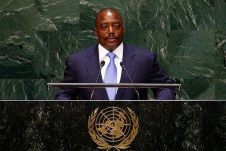 Congo protests expose weakness of Kabila's coalition