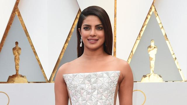 Why Priyanka Chopra's Thrilled to Be Back at the Oscars