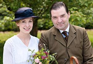 Joanne Froggatt and Brendan Coyle | Photo Credits: PBS