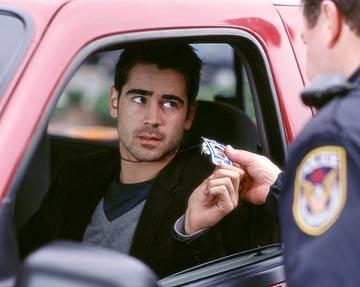 Colin Farrell in Touchstone's The Recruit