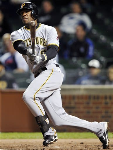Rain men: Pirates beat Cubs 3-0 after 3½-hour wait