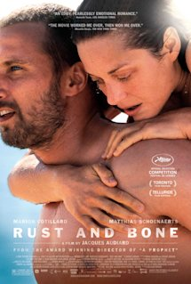 Poster of Rust and Bone