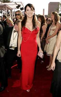 Lauren Graham Emmy Awards Arrivals - 9/18/2005