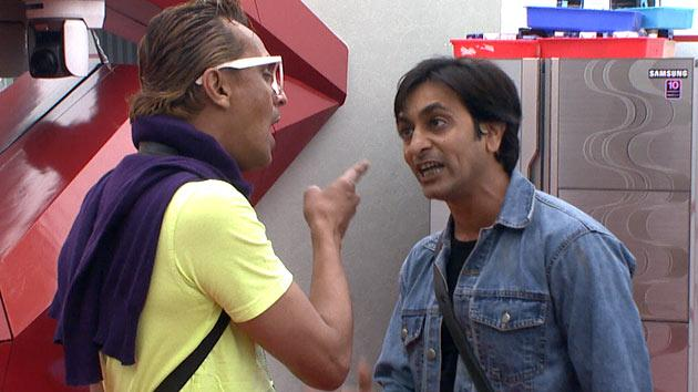 Is Imam out of Bigg Boss?