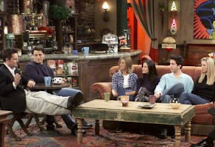 Central Perk: #1 Coffee Hangout on TV
