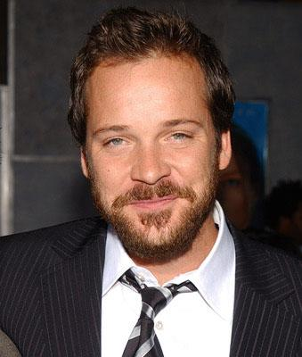 Peter Sarsgaard at the LA premiere of Touchstone's Flightplan