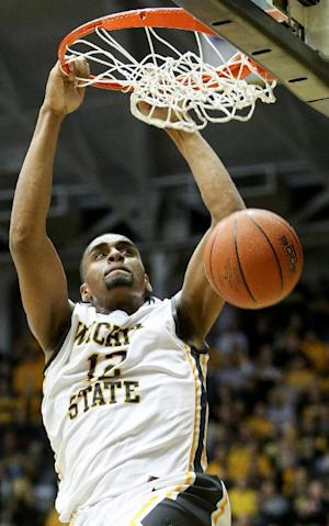 No. 4 Wichita State rolls past Evansville, 81-67