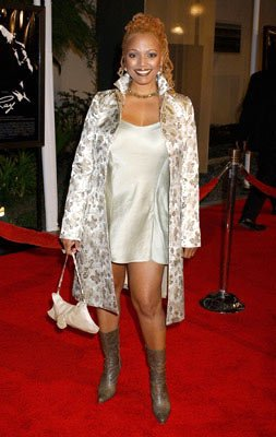 Kim Fields at the Hollywood premiere of Universal Pictures' Ray