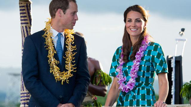 First Ladies Lament Kate Middleton's Paparazzi Problem