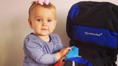 Travel Enthusiast Takes Her 1-Year-Old On Amazing Backpacking Adventures