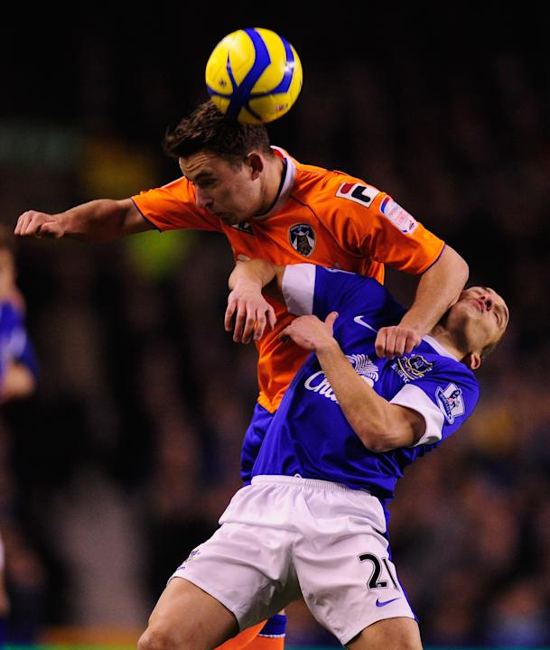Everton v Oldham Athletic - FA Cup Fifth Round Replay