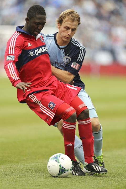 Chicago Fire v Sporting Kansas City