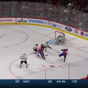 Kari Lehtonen Save on P.K. Subban (01:48/2nd)