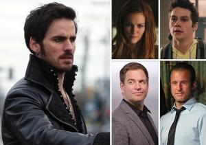 Matt's Inside Line: Scoop on Scandal, Once, NCIS, Teen Wolf, H50, Trophy Wife, Graceland and More
