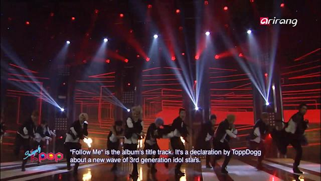 Simply K-Pop: ♬ ToppDogg - Follow Me