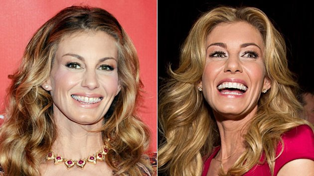 What Happened to Faith Hill's Teeth?!