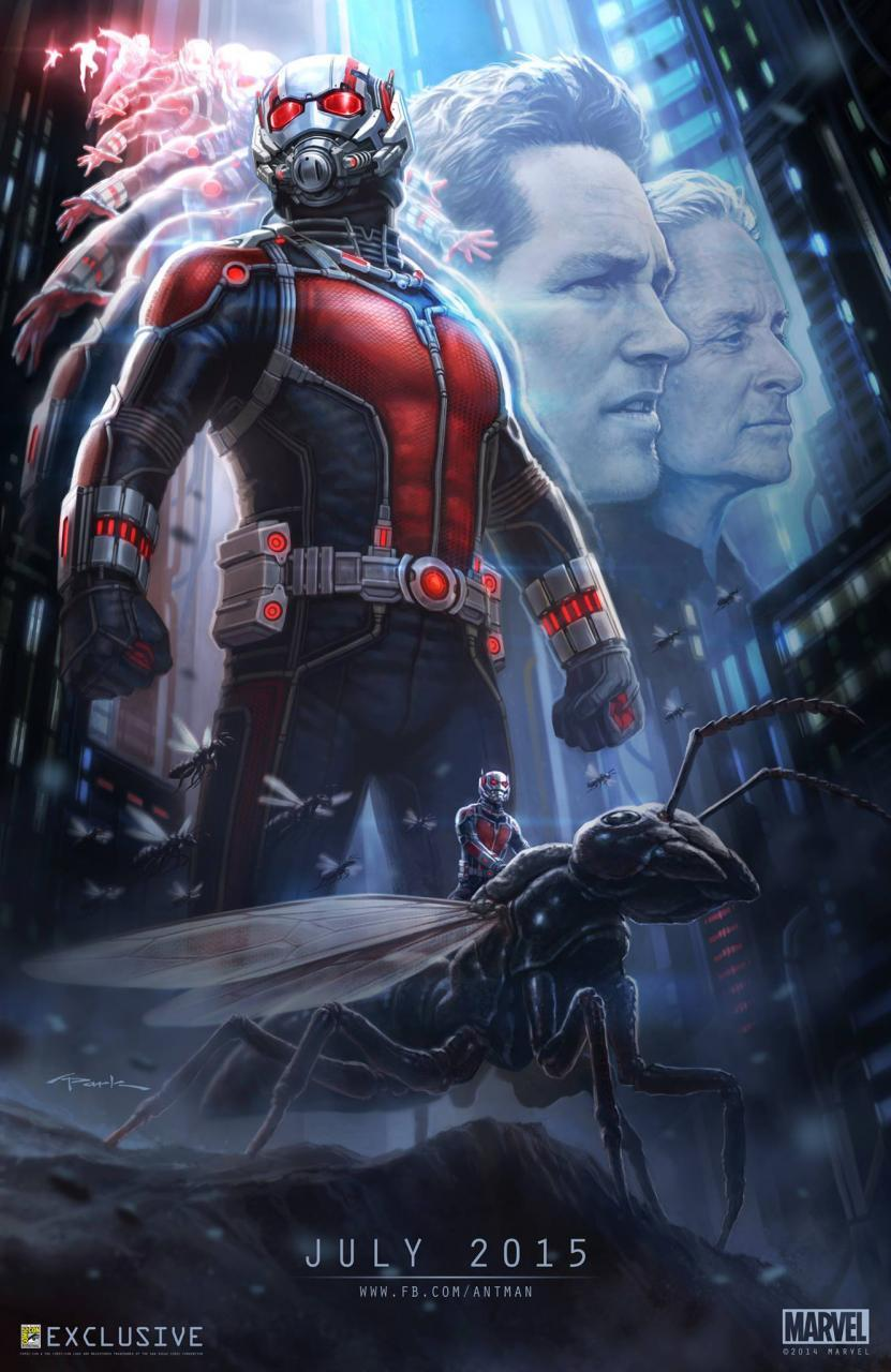Marvel believes in 'Ant-Man 2,' announces 3 mystery films