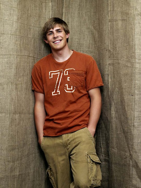 Chris Lowell stars as William Dell Parker in Private Practice.