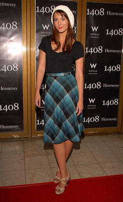 Mary Elizabeth Winstead at the Los Angeles premiere of Dimension Films' 1408