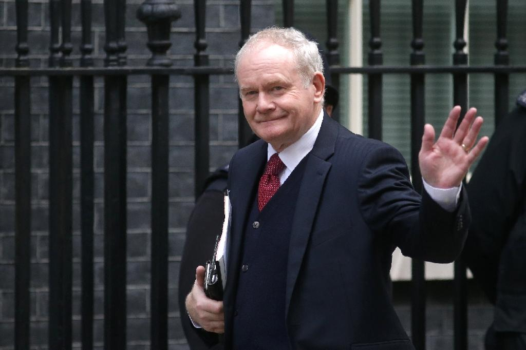 McGuinness: Ex-paramilitary who helped bring peace