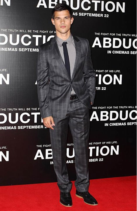 Taylor Lautner Abduction Pr