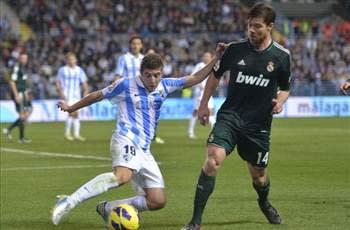 Malaga 3-2 Real Madrid: Casillas dropped as beleaguered Blancos succumb to Santa Cruz double